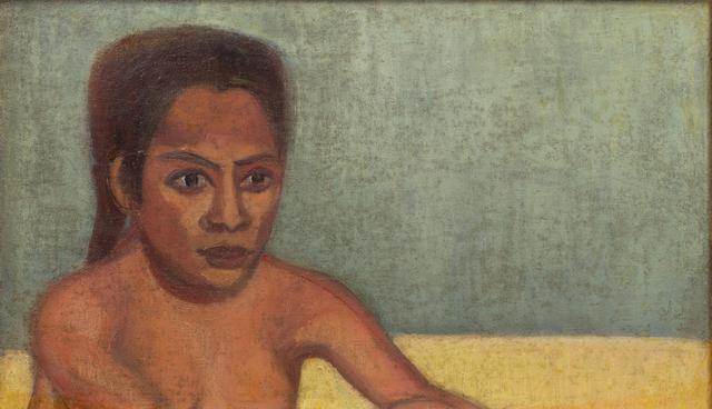 , 'Egyptisk flicka (Egyptian girl),' , CFHILL