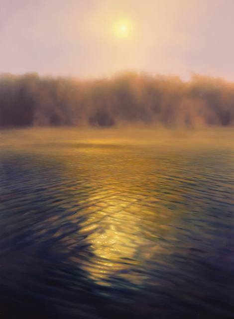 Scott W. Prior, 'Sunrise Over River', 2001, Heather James Fine Art