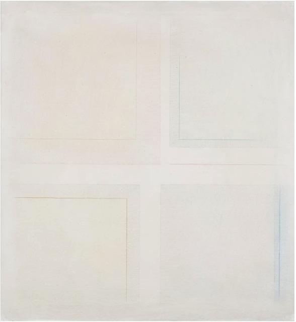 , '2 quadrati e 2 rettangoli,' 1972, rosenfeld porcini