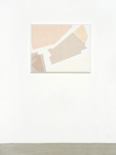 Kim Bartelt, 'Puzzle I', 2018, Painting, Paper on canvas, Cadogan Contemporary