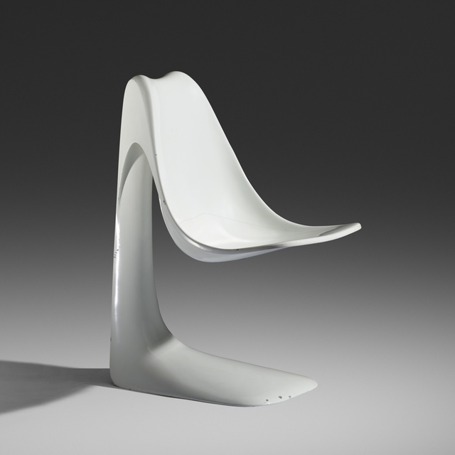 Angelo Mangiarotti, 'Chicago chair', 1983, Wright