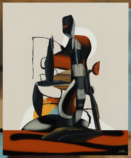 , 'Cascadia,' 2018, Jules Maeght Gallery