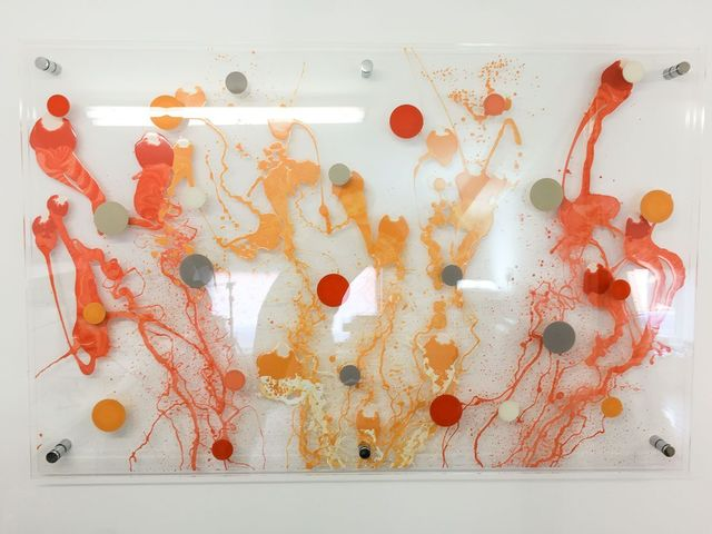 , 'The Sea in Orange,' 2015, Imitate Modern