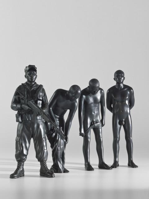 , 'Humanos Derechos (Guerrilera),' 2014, Galeria Eduardo Fernandes