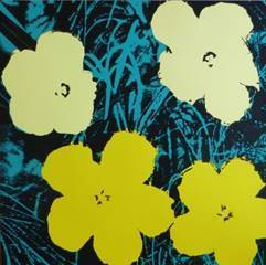, 'Flowers VII,' 1970, michael lisi / contemporary art