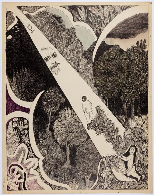 , 'Road of Life,' ca. 19070, Webb Gallery