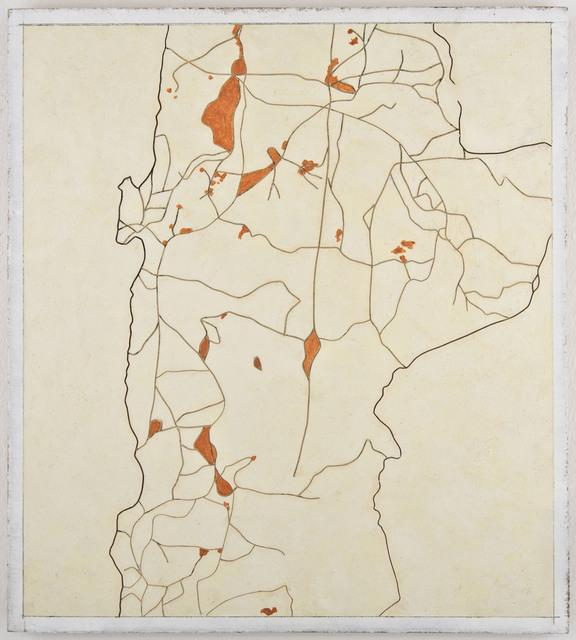 , 'Diagrama 82,' 2018, Galerie Peter Kilchmann