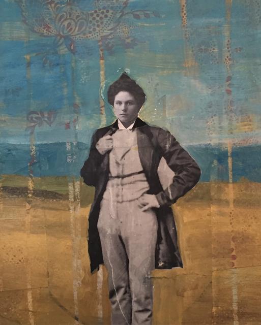 , 'Standing Figure #2,' , Robischon Gallery