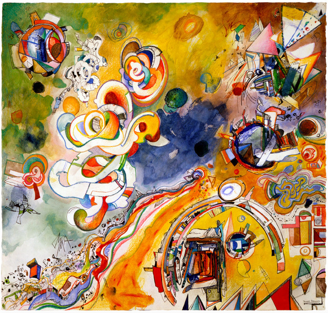 , 'Voyage Study,' 1973, Sunne Savage Gallery