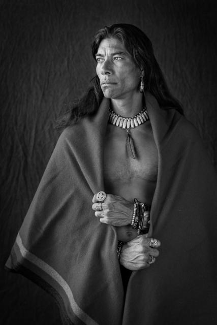 , 'Joaquin (Comanche),' 2019, PHOTIQ