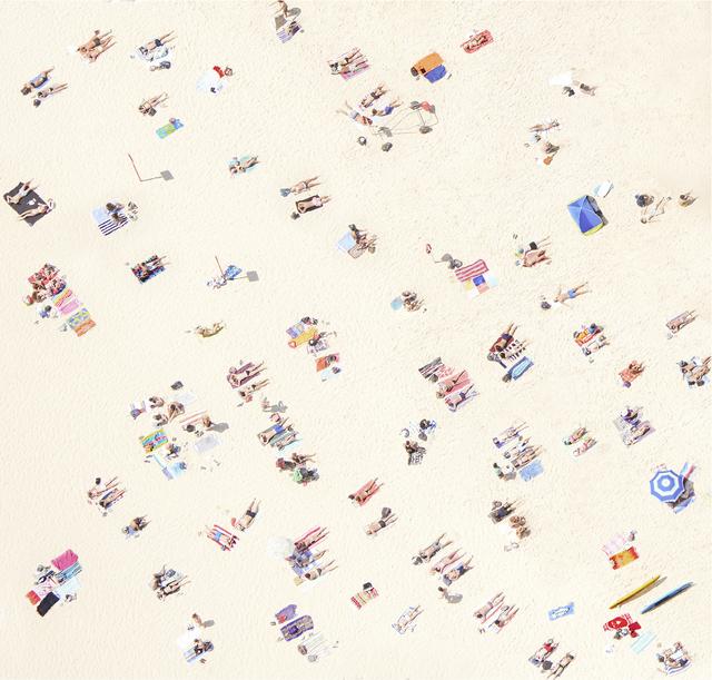 , 'Sydney Sunbathers II,' 2015, Newzones