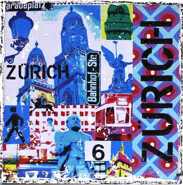 , 'Zurich 6,' 2013, Artspace Warehouse