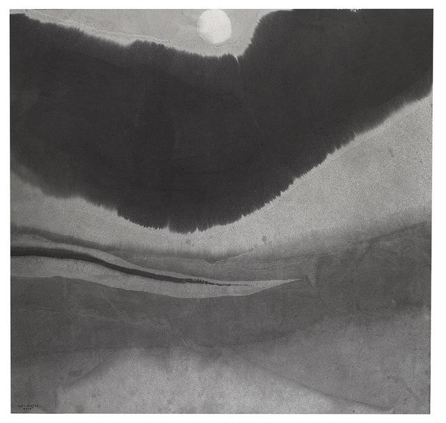 Gao Xingjian 高行健, 'Moonlight (Au Clair de la Lune) 月亮 ', 2014, Alisan Fine Arts