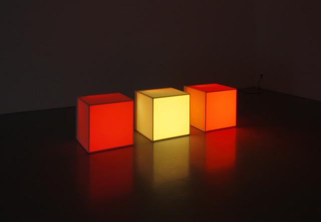 , 'Fundamental three: ROYW,' 2012, Micheline Szwajcer