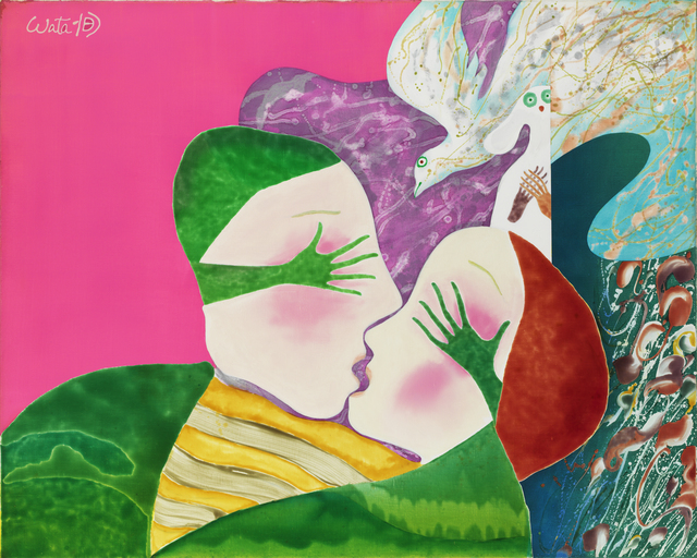 , 'The Breeze and Bouquet,' 1977, Shunpudo Gallery