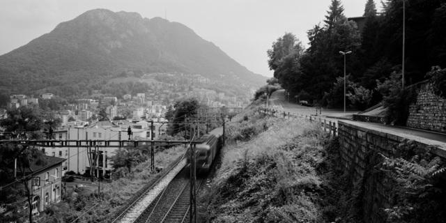 , 'Lugano, Svizzera,' 1993, TAG TheArtGallery