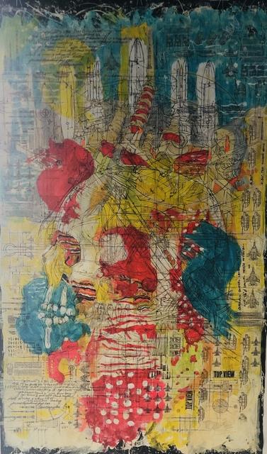Waseem Marzouki, 'Sweet Death', 2018, Disruptive Canvas