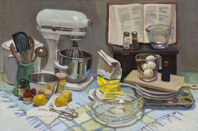Maryann Lucas, 'Kitchen Basics', 2016, Grenning Gallery