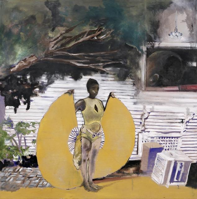 , 'Isis,' 2009, Frye Art Museum