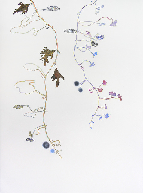 , 'Glove and Vine,' 2013, Kathryn Markel Fine Arts