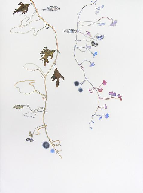 , 'Glove and Vine,' 2013, Kathryn Markel Fine Arts
