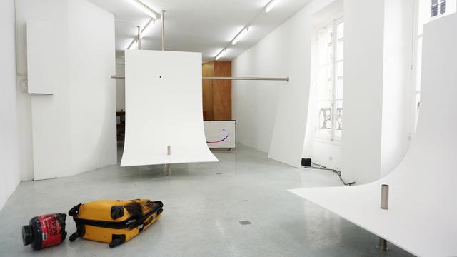 , '- zçrwaq ¡' ¡ ¡'0,' 2015, Galerie Joseph Tang