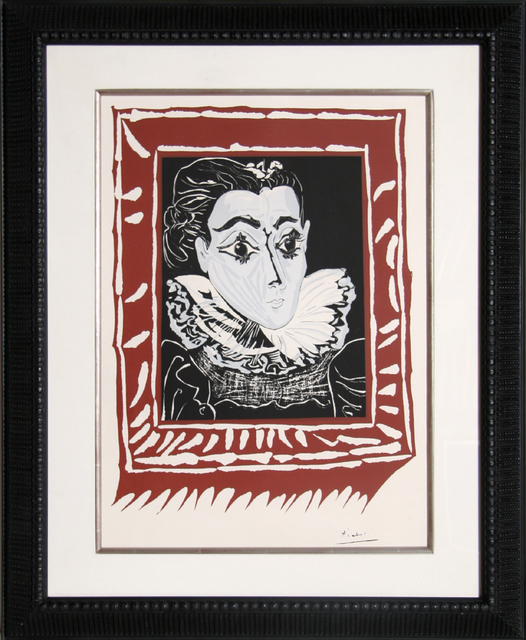 Pablo Picasso, 'La Femme a la Fraise', 1963, RoGallery