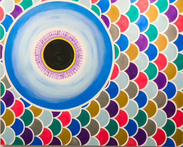 , 'Big Eye,' 2016, David Benrimon Fine Art