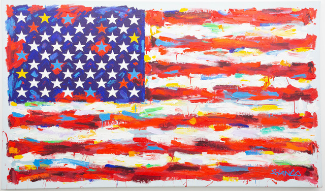 John Stango, 'Flag Large', ca. 2018, The Compound Gallery