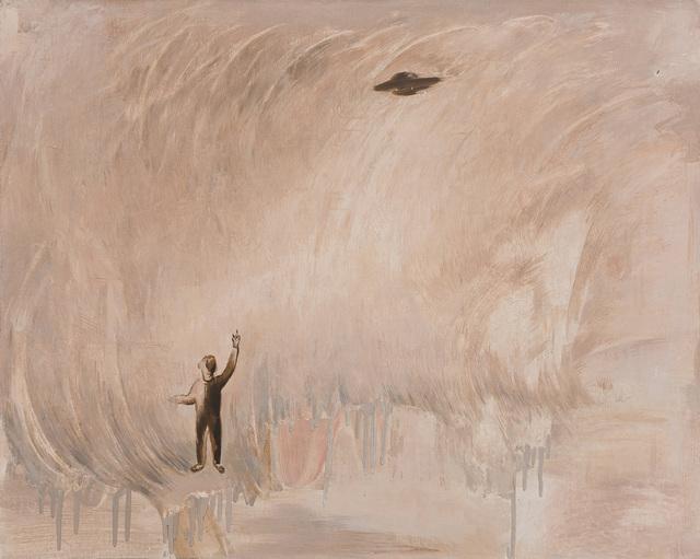, 'UFO,' 2017, C-Space+Local