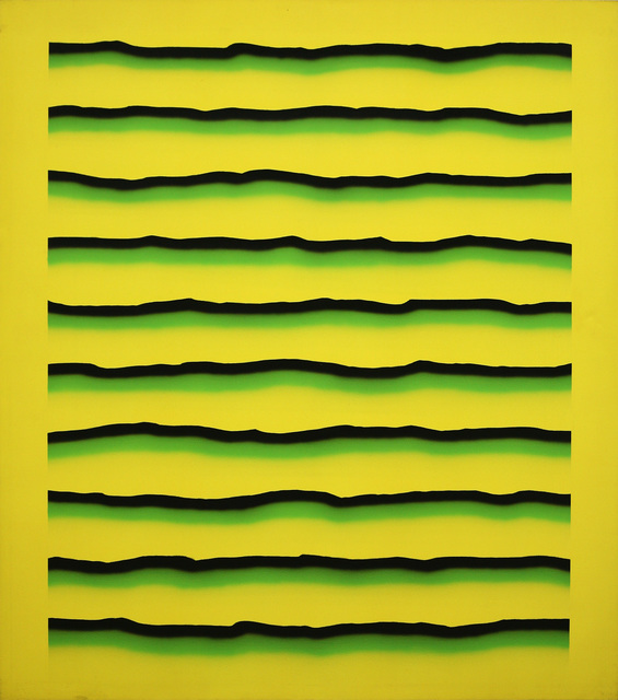 Mario Yrisarry, 'Summer', 1965, Painting, Acrylic on canvas, David Richard Gallery