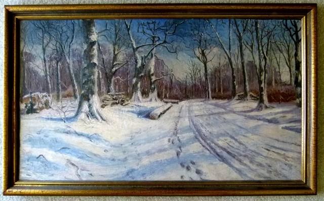 Sergei Arsenevich Vinogradov, 'Untitled', 1910, Tranter-Sinni Gallery