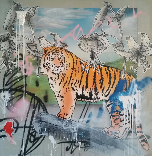 , 'Lily Tiger,' 2016, Impact Art Gallery