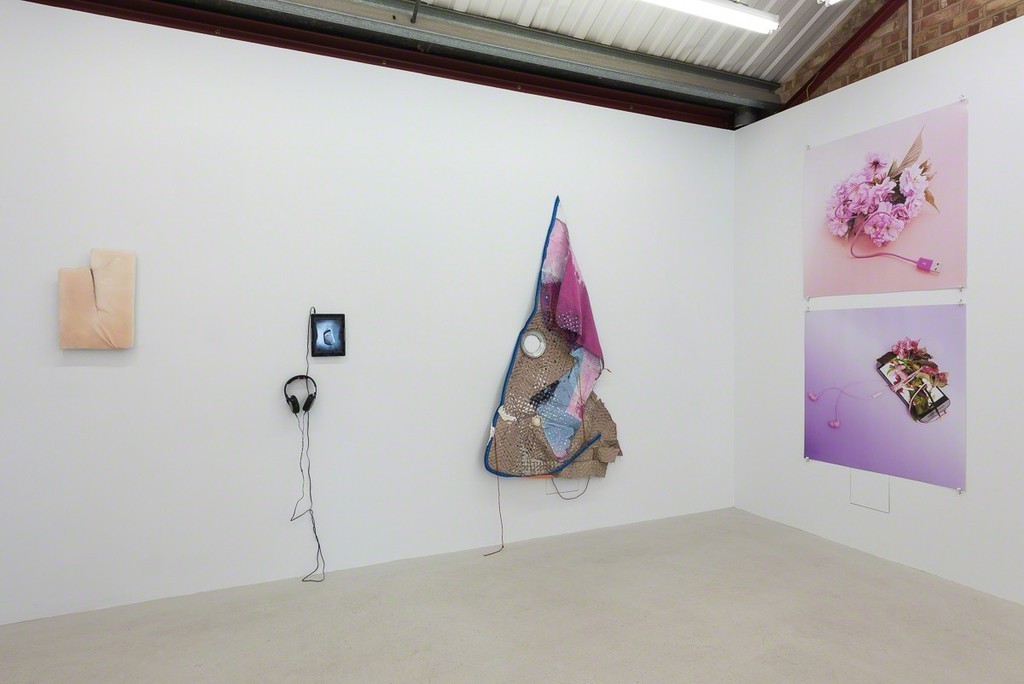Installation view,  Zero Zero at Annka Kultys Gallery, London, 2016 Photo: Annka Kultys Gallery (Damian Griffiths)