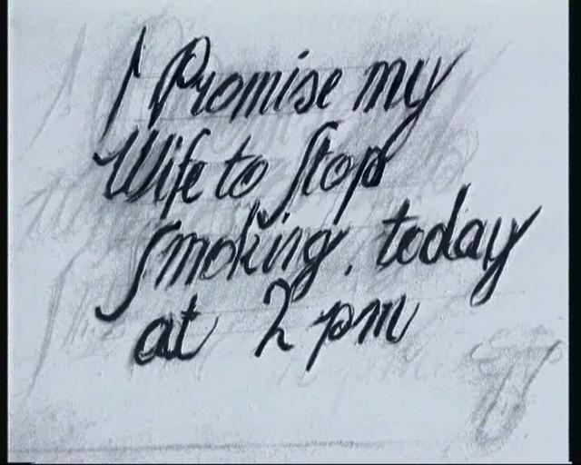, 'Zeno Writing,' 2004-2005, Fundación Proa