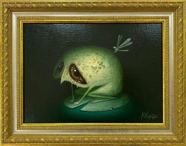 AUGUST VILELLA, 'The Frog', 2018, JPS art Gallery