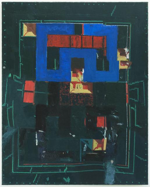 , 'Floorplay 2,' 2016, Geary Contemporary