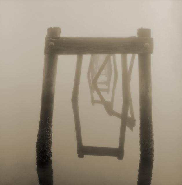 , 'Abstract Pier No. 2,' , Paraphé