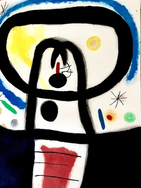 Joan Miró, 'l'Equinoxe', 1967, Print, Etching, aquatint, and carborundum, BOCCARA ART