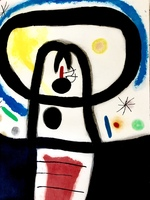 Joan Miró, l'Equinoxe