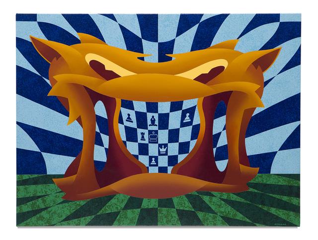 , 'The Chessmates,' 2018, Yves Laroche Galerie d'Art