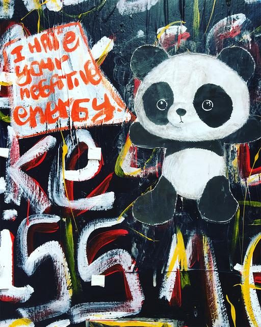 , 'Panda,' 2016, Addison/Ripley Fine Art