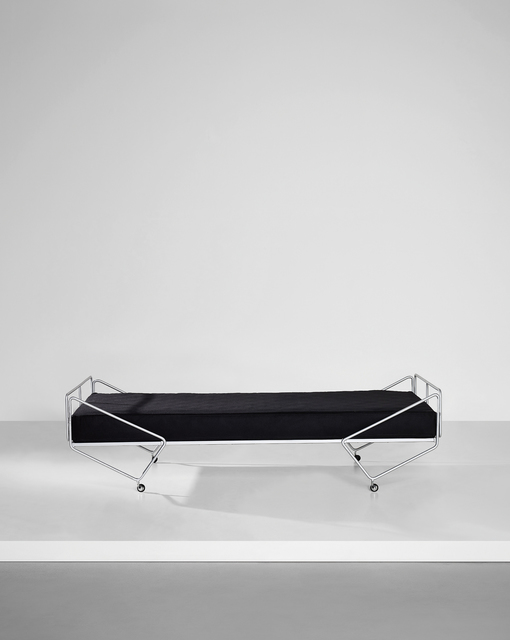 Gio Ponti, 'Bed, from the 'Apta' series', ca. 1970, Phillips