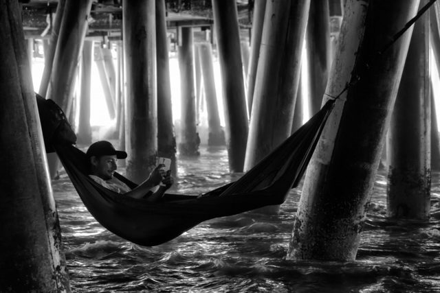 , 'Under the Pier,' 2015, Fabrik Projects Gallery