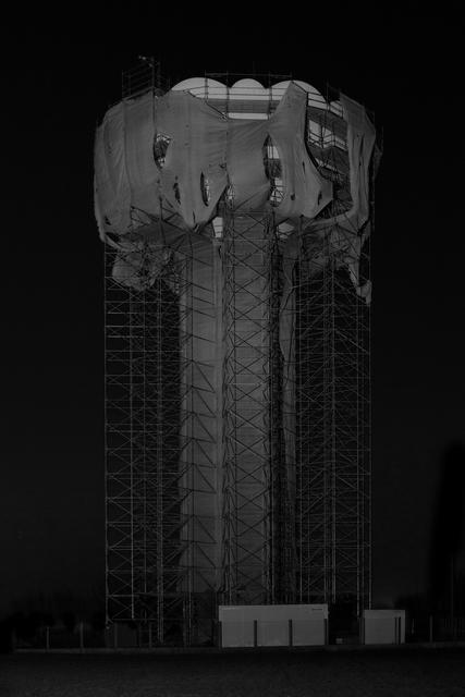 , 'Tower,' 2015, tegenboschvanvreden