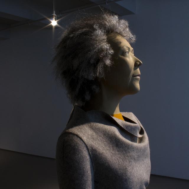 , 'Portrait of Elizabeth Catlett (detail),' 2012, Kent Fine Art
