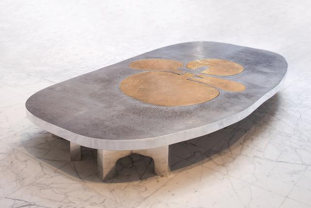 , 'Josephine table,' 2014, Galerie Yves Gastou