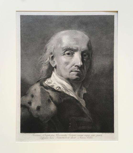 , 'Self Portrait (GB Piazzetta),' ca. 1750, Pia Gallo
