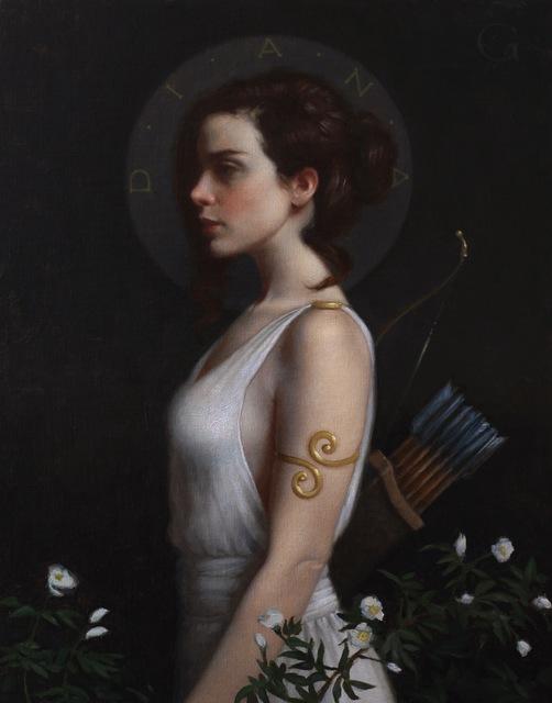, 'Diana ,' 2019, Vanessa Rothe Fine Art