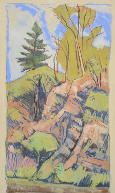 , 'Yarra Brae Riverbank,' 2017, Charles Nodrum Gallery